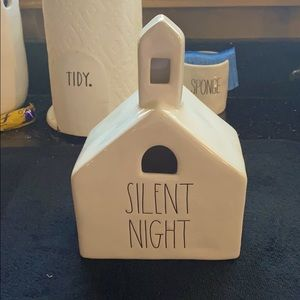 Rae Dunn Silent Night House